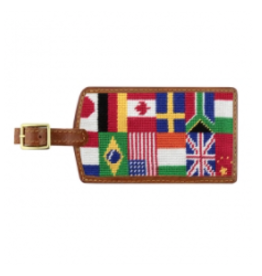 Smathers & Branson S&B Luggage Tag, World Traveler