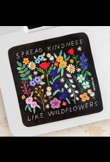 Natural LIfe Vinyl Sticker, Spread Kindness