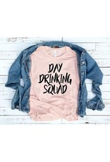 MidWest Tees Day Drinking Squad Tee