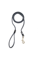 Large Rope Leash, charcoal