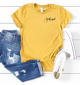 Top Crate Clothing Sunkissed Tshirt