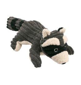 "12"" Raccoon Dog Toy w/Squeaker"