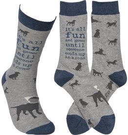Socks, Fun and Games