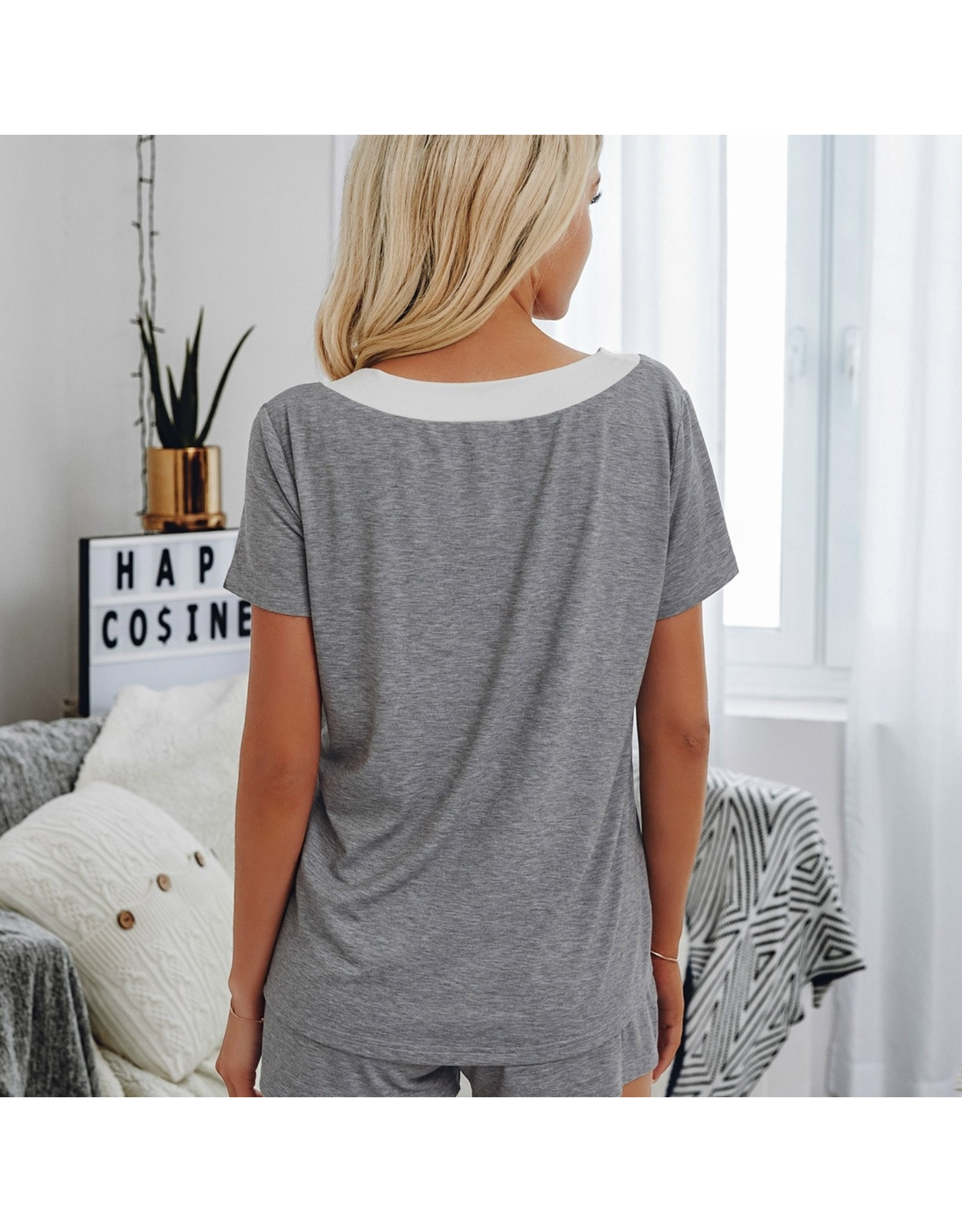 ePretty Soft V-neck Lounge Top