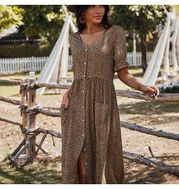 ePretty Short Sleeve Dress with Pockets