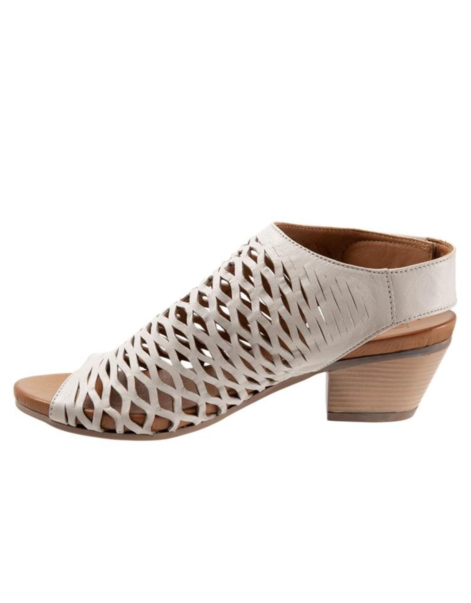Bueno Lacey Open Toe Weave Shoe