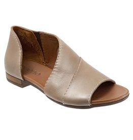 Bueno Tanner Flat Open Toe Shoe
