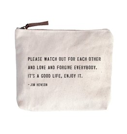 Canvas Bag, Jim Henson