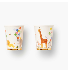 Party Animals 8 oz cups (Set of 12)