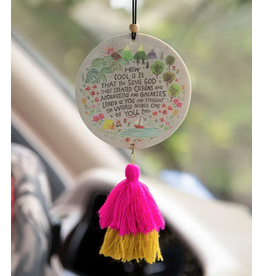 Natural LIfe Air Freshener, How Cool Is God