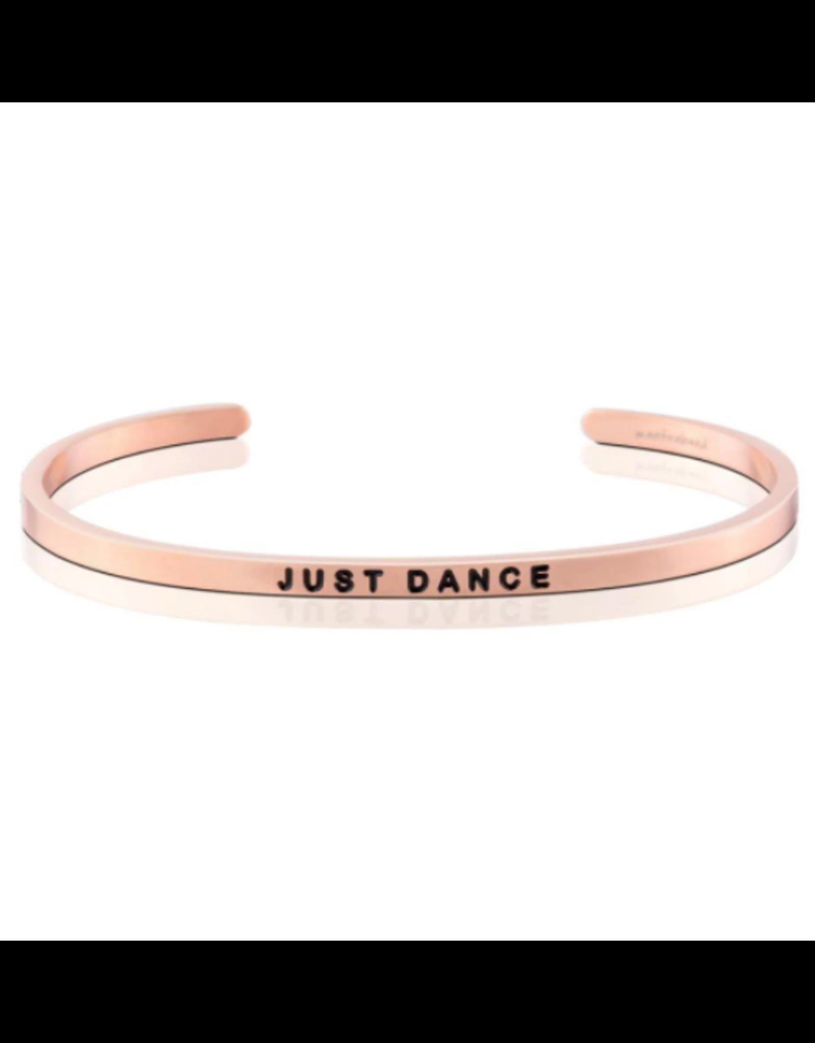 MantraBand MantraBand Bracelet, Just Dance
