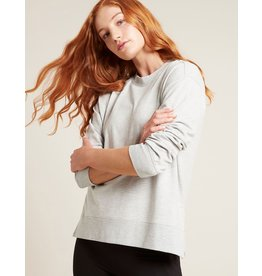 Boody Womens Weekend Crew Pullover