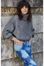 Cozy Cable Turtleneck Sweater