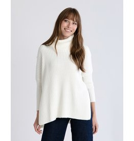 New Yorker Ribbed Cowl Sweater, winter