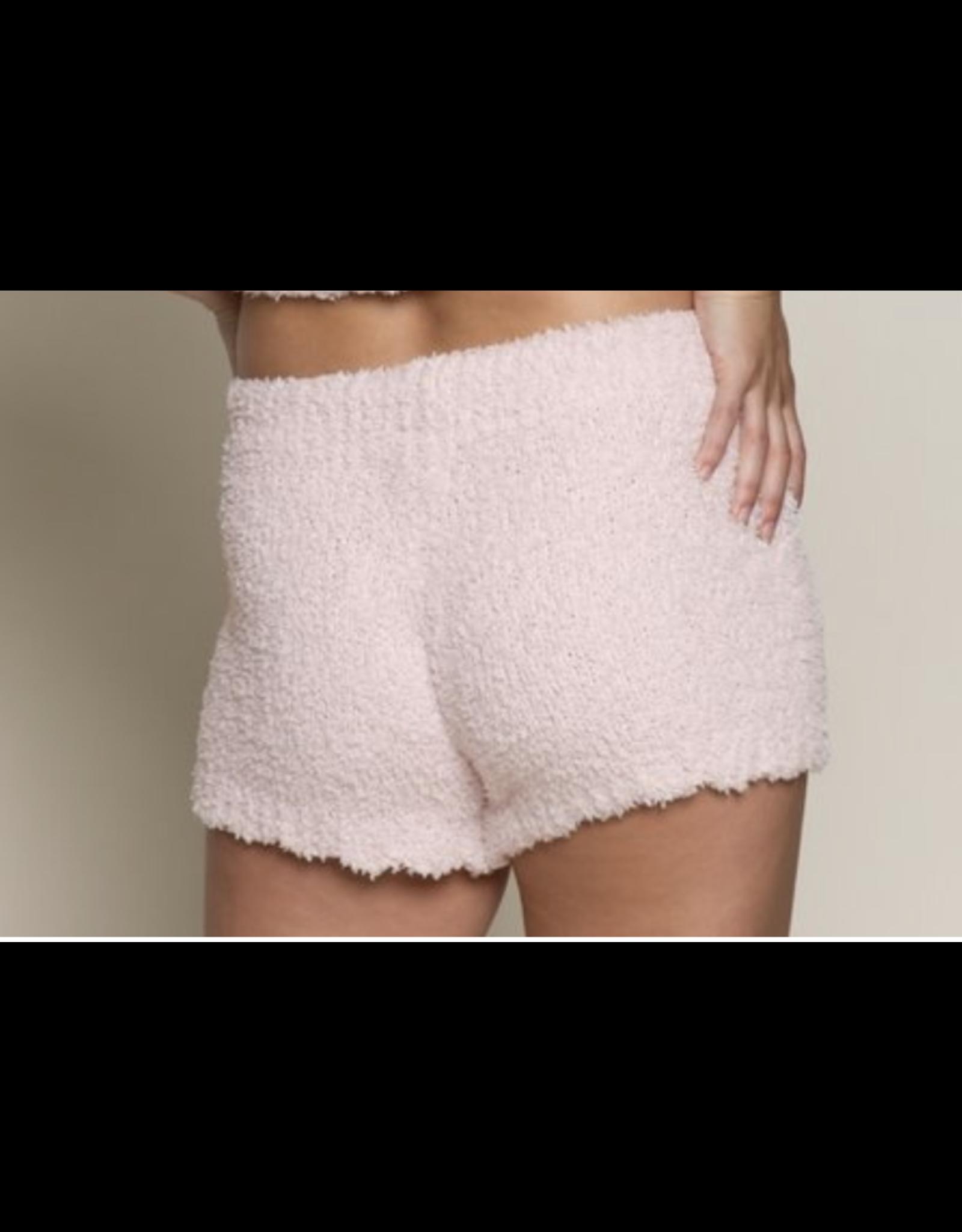 Berber Fleece Lounge Shorts
