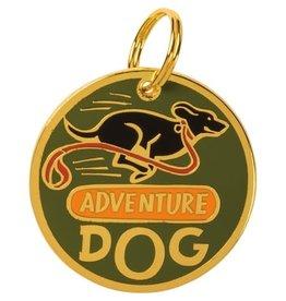 Collar Charm, Adventure Dog