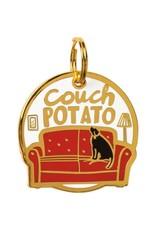 Collar Charm, Couch Potato