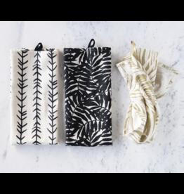 Cotton Tea Towels, 3 Styles
