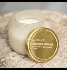 Pumpkin Dulce candle, Champagne Glam Petite Jar