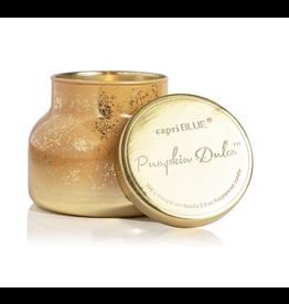 Pumpkin Dulce candle, Glimmer Petite Jar