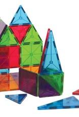 3D MAGNETIC BUILDING CLEAR MAGNA TILES 100 PC