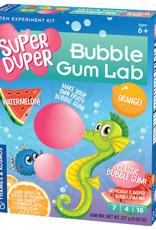STEM EXPERIMENT KIT SUPER DUPER BUBBLE GUM LAB