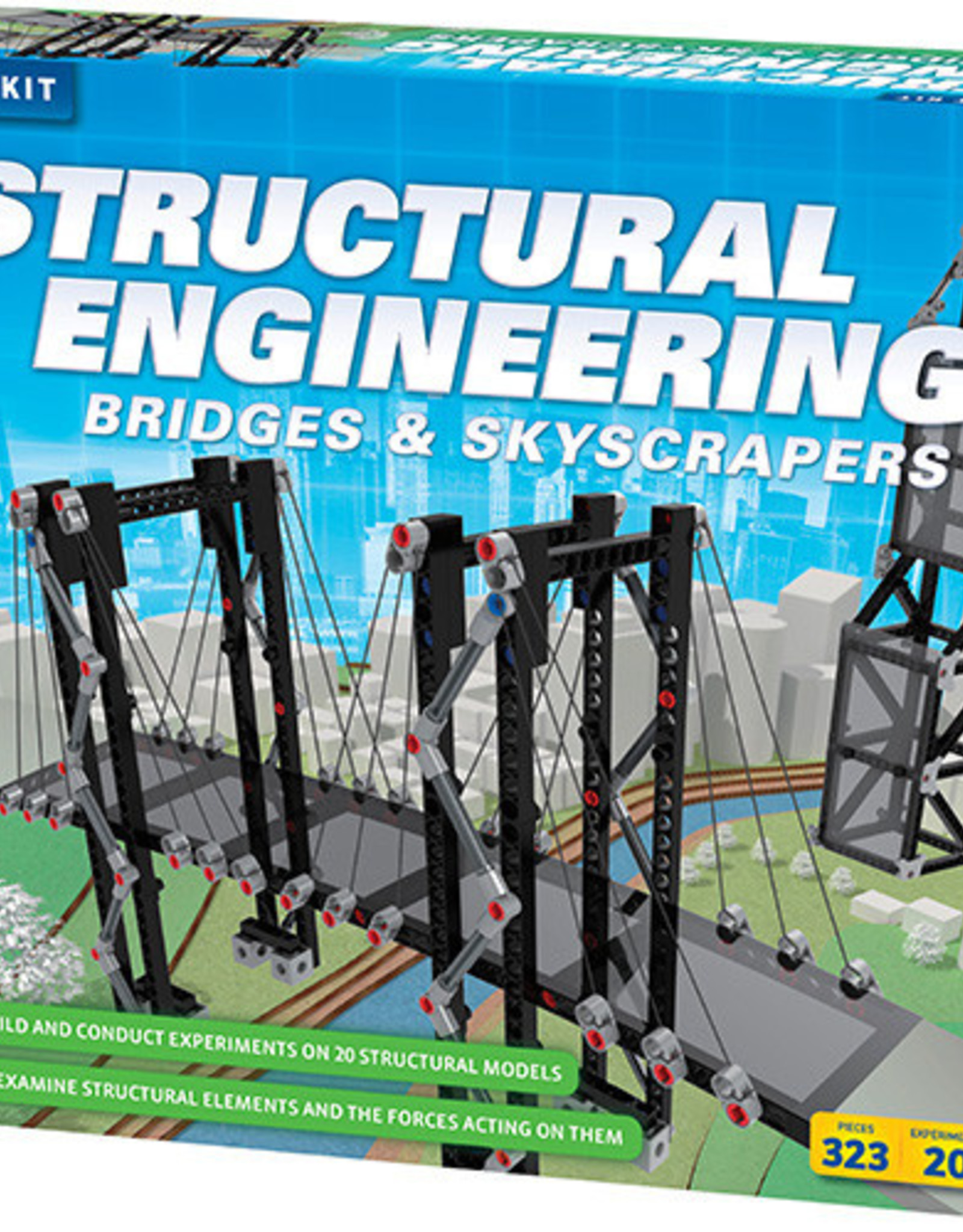 STEM EXPERIMENT KIT STRUCTURAL ENGINEER