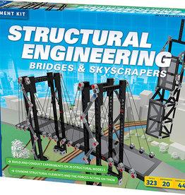 STEM EXPERIMENT KIT THAMES & KOSMOS STRUCTURAL ENGINEER