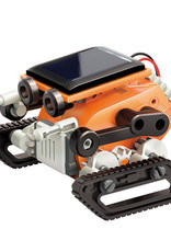 STEM EXPERIMENT KIT SOLARBOTS 8 N 1 SOLAR ROBOT KIT