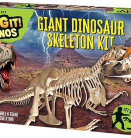 I DIG IT GIANT DINOSAUR SKELETON KIT