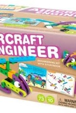 STEM EXPERIMENT KIT AIRCRAFT ENGINEER