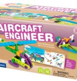 STEM EXPERIMENT KIT AIRCRAFT ENGINEER