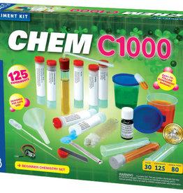 STEM EXPERIMENT KIT CHEM C1000