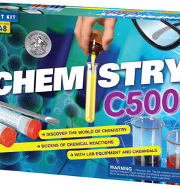 STEM EXPERIMENT KIT THAMES & KOSMOS CHEM C500 FOSTER ADOPT
