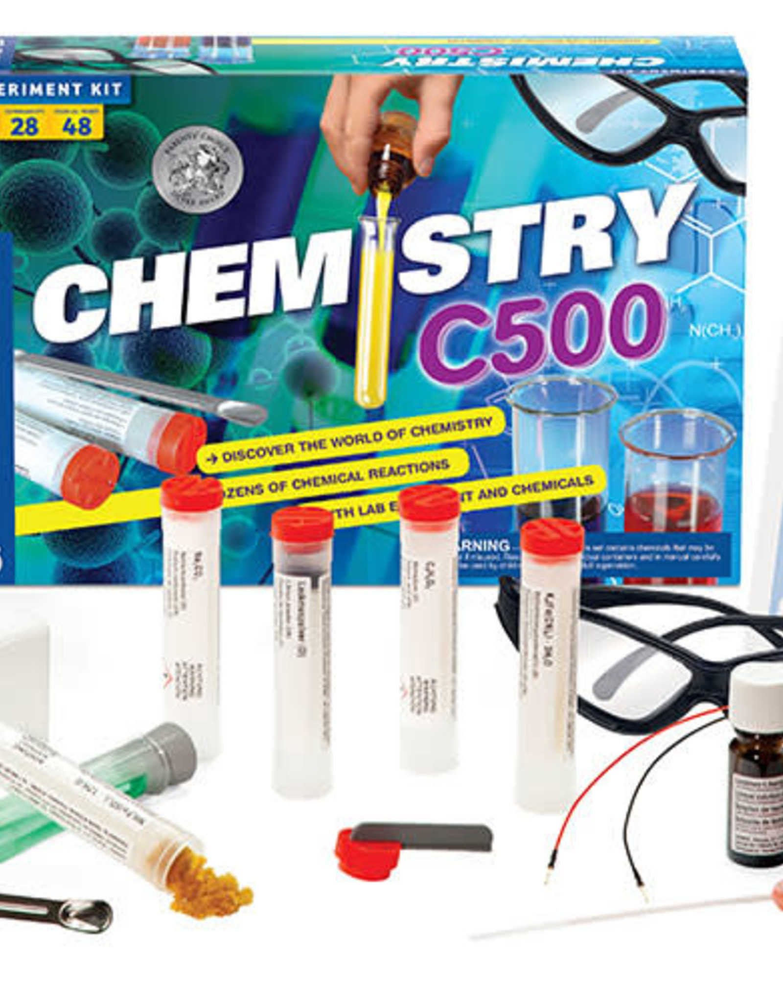 STEM EXPERIMENT KIT CHEM C500 FOSTER ADOPT