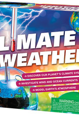STEM EXPERIMENT KIT THAMES & KOSMOS CLIMATE & WEATHER