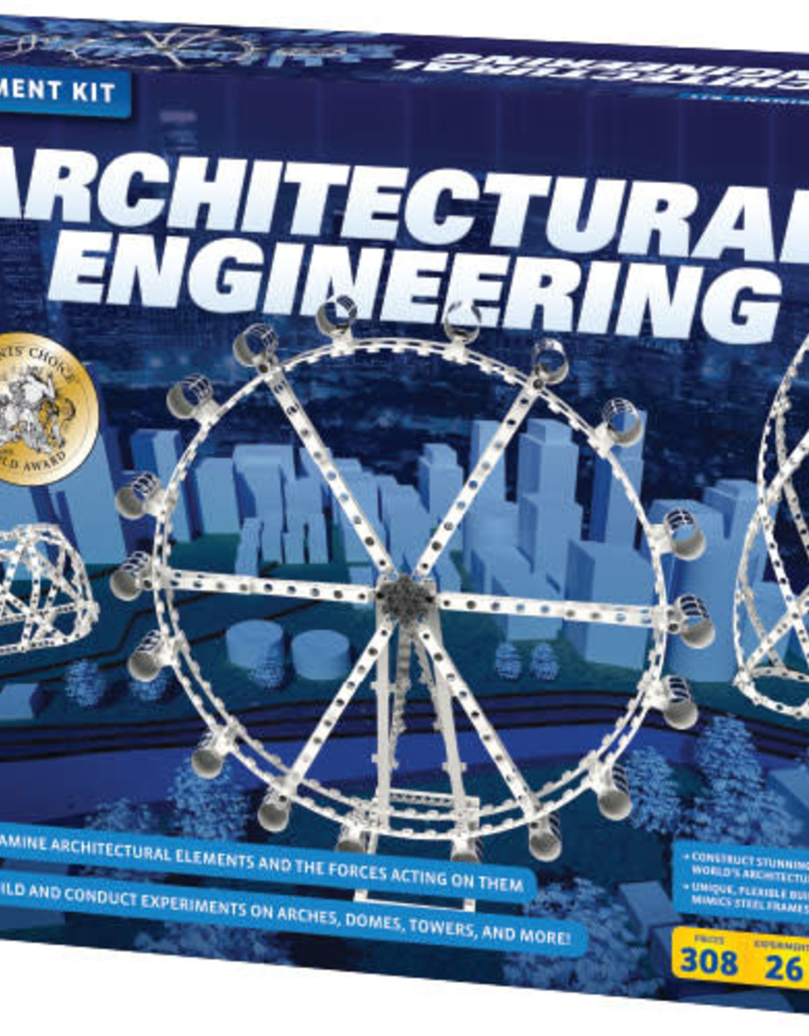 STEM EXPERIMENT KIT ARCHITECTURAL ENGINEERING