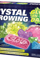 STEM EXPERIMENT KIT GLOW IN THE DARK CRYSTAL GROWING