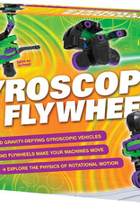 STEM EXPERIMENT KIT GYROSCOPES & FLYWHEELS