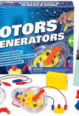 STEM EXPERIMENT KIT MOTORS & GENERATORS