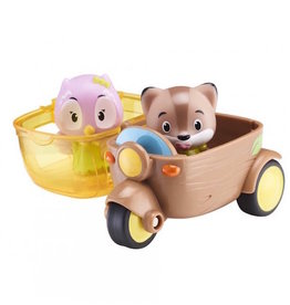 TIMBER TOTS VEHICLE