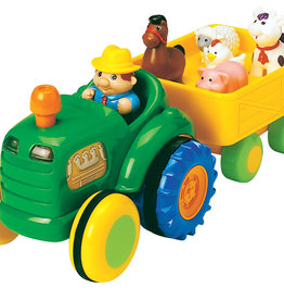 INTERNATIONAL PLAYTHINGS EPOCH FUNTIME TRACTOR