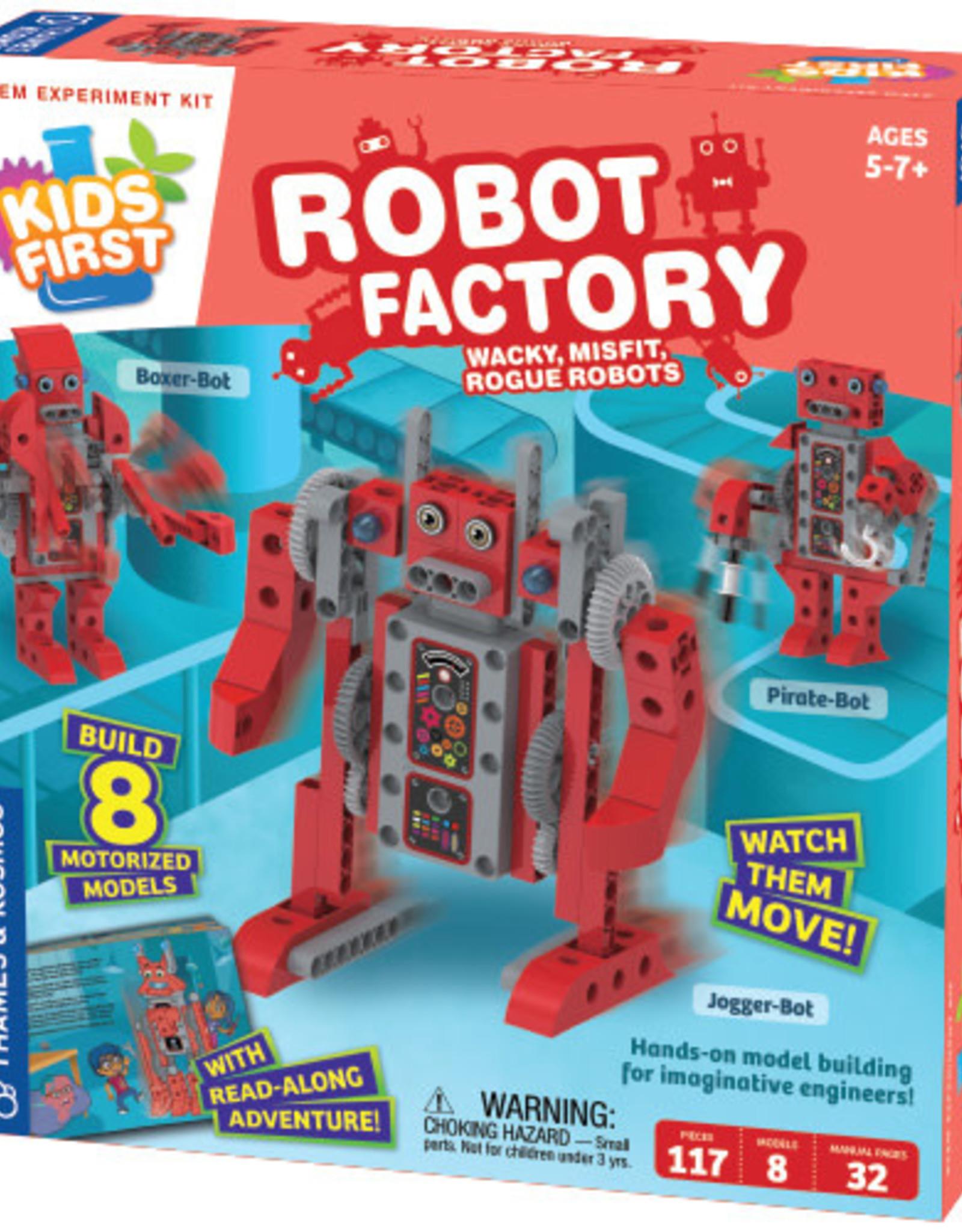 KIDS FIRST ROBOT FACTORY