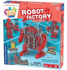 KIDS FIRST ROBOT FACTORY FOSTER ADOPT