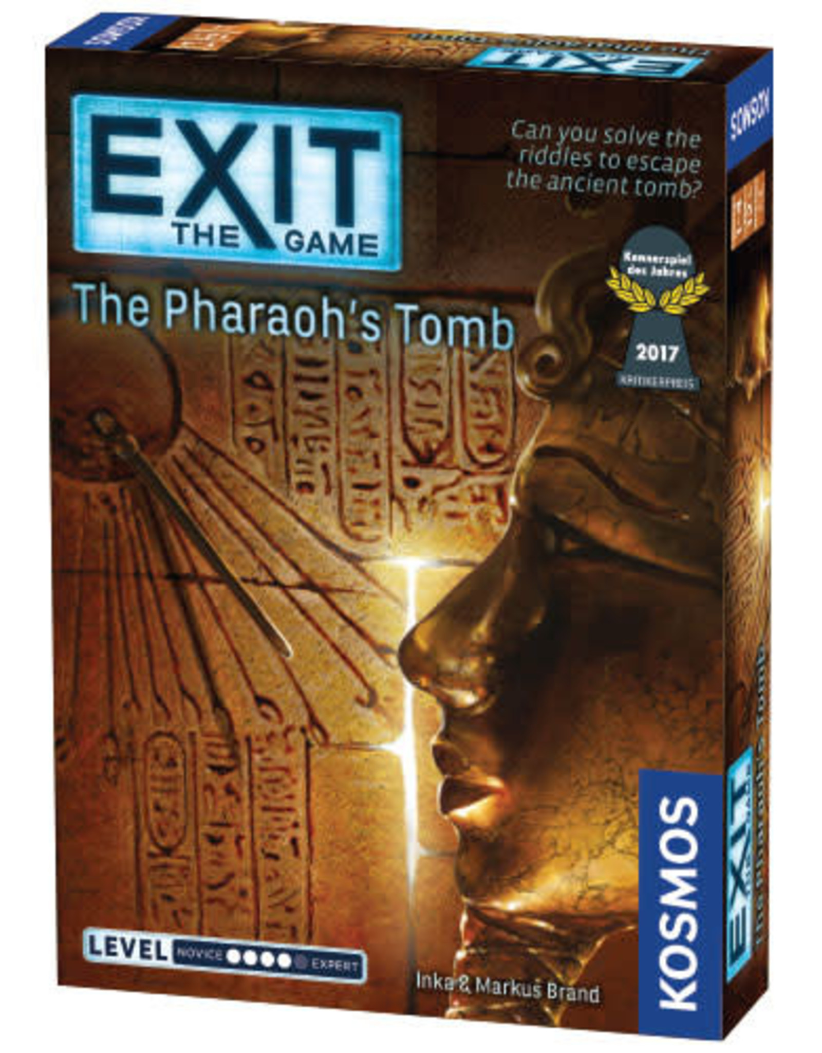 EXIT GAME EXIT GAME PHARAOH'S TOMB