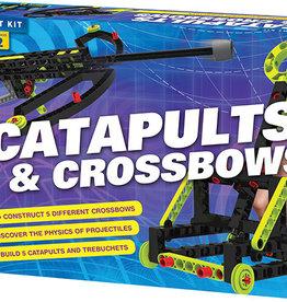 STEM EXPERIMENT KIT CATAPULTS & CROSSBOWS