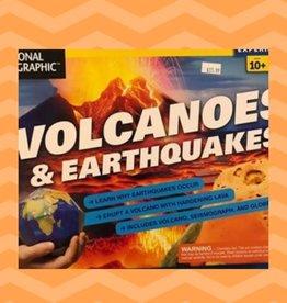STEM EXPERIMENT KIT VOLCANOES & EARTHQUAKES**