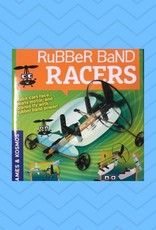 STEM EXPERIMENT KIT RUBBER BAND RACERS