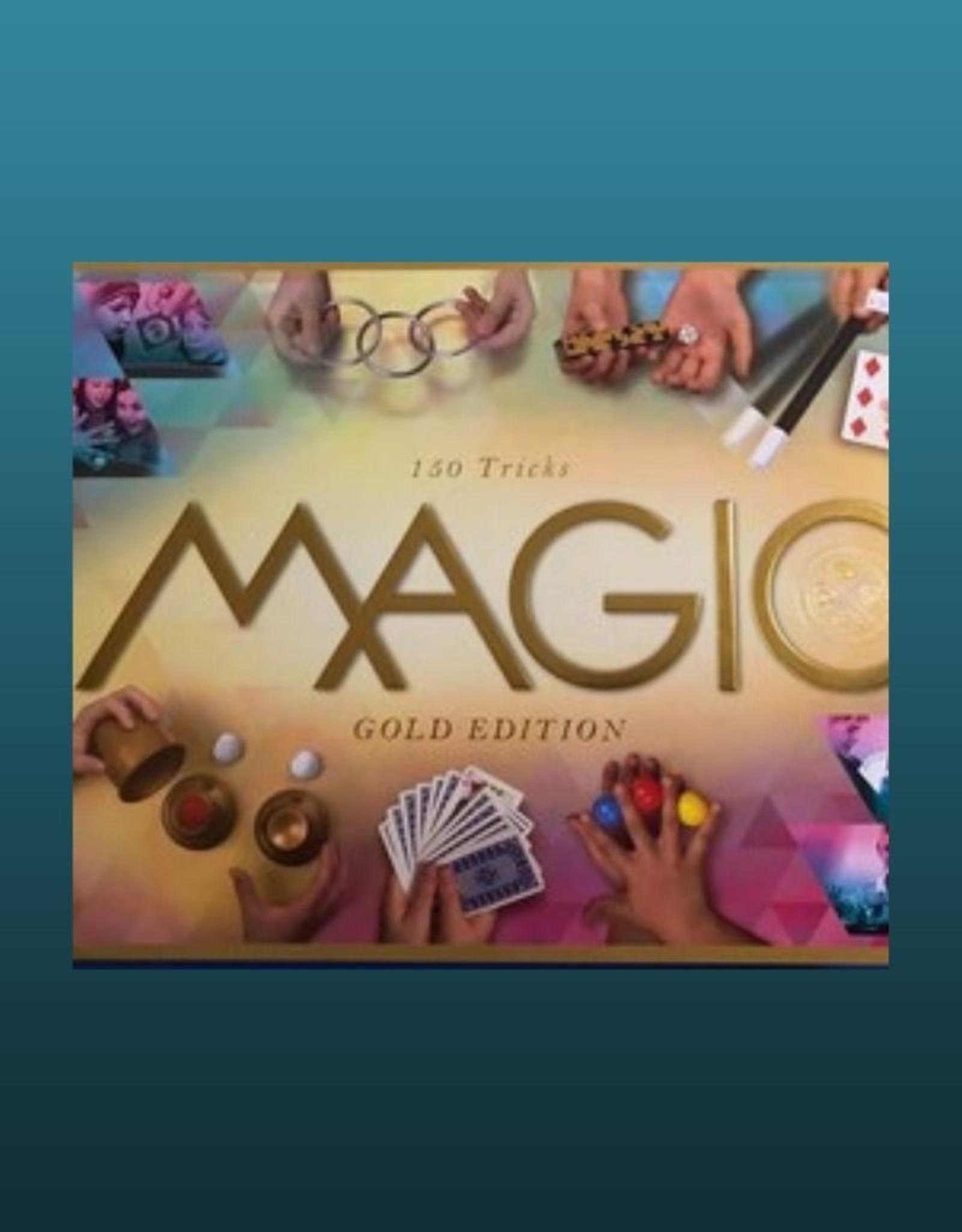 GOLD 150 TRICKS MAGIC