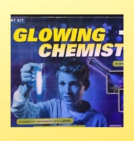 STEM EXPERIMENT KIT GLOWING CHEMISTRY